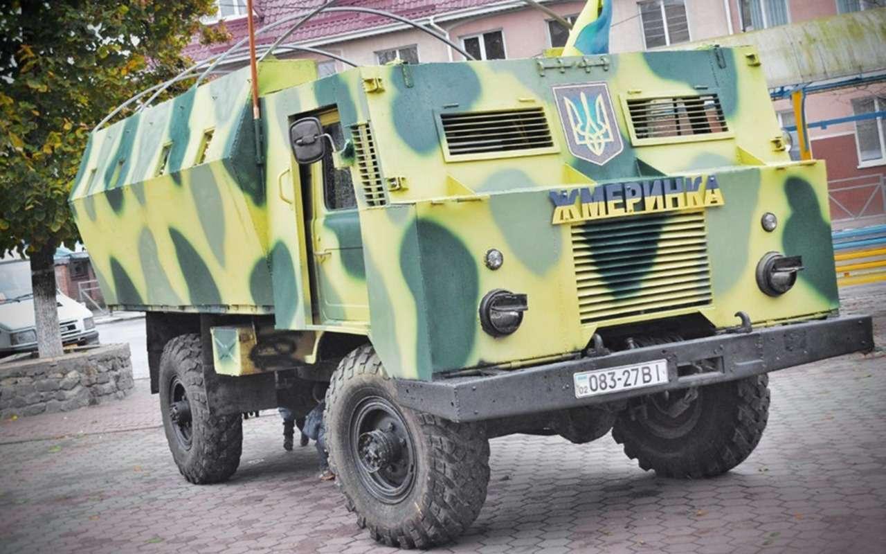 «Шишига» молодости нашей: история грузовика-миллионника ГАЗ-66— фото 998468