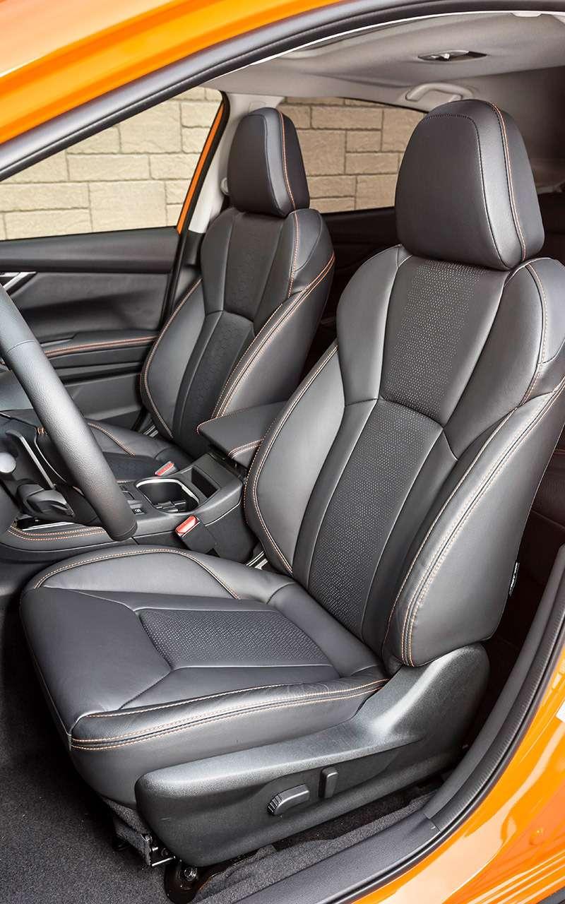 Новый Subaru XV— тест-драйв ЗР— фото 809515
