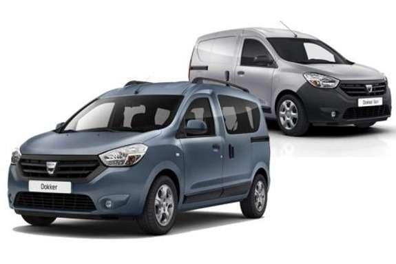 Dacia Dokker and Dokker Van