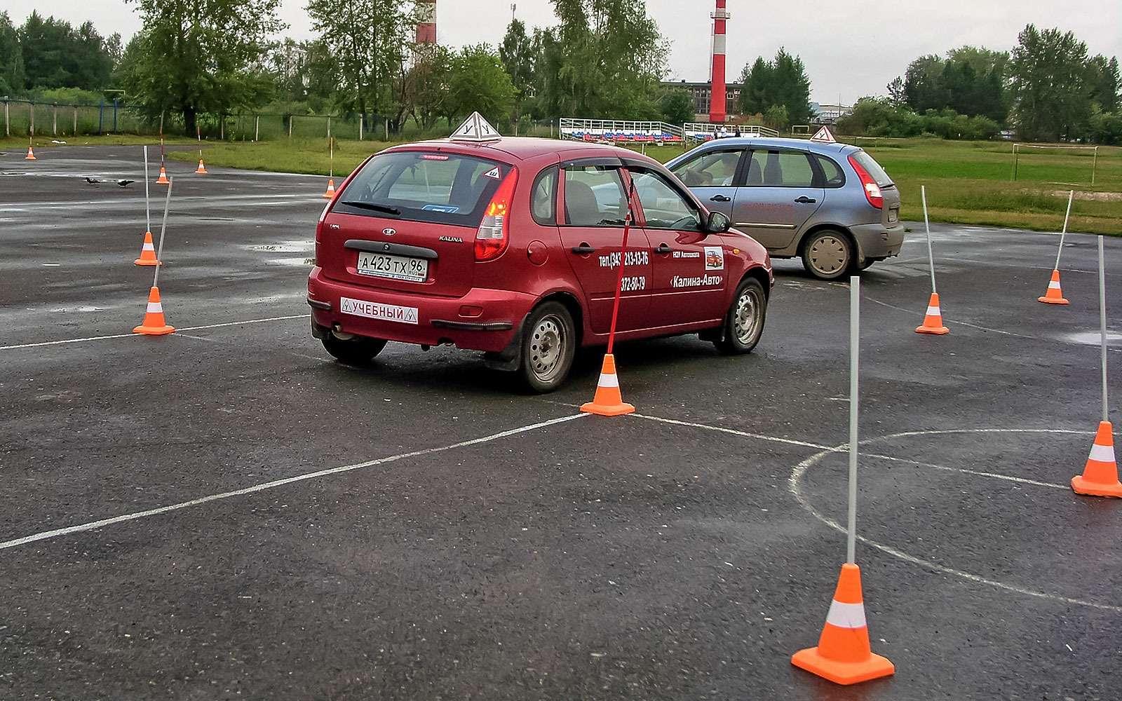 Учимся водить автомобиль: где, когда, начем?— фото 752563