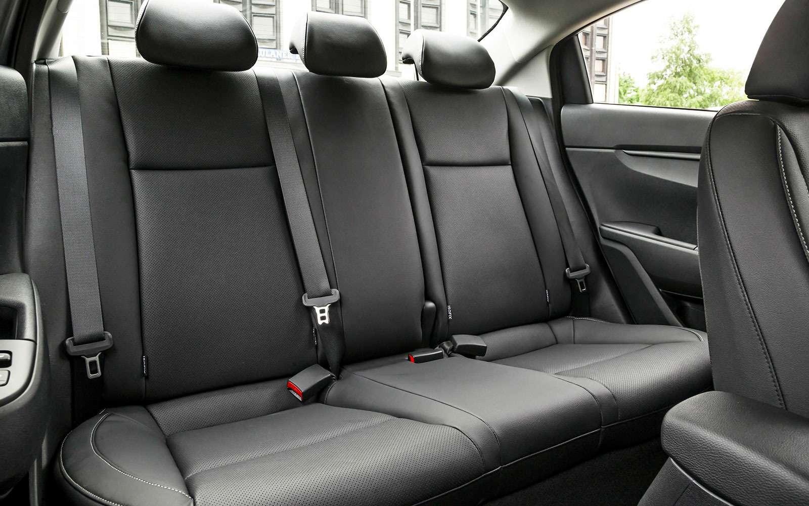 Новый Kia Rio— первый тест-драйв серийного автомобиля— фото 774551