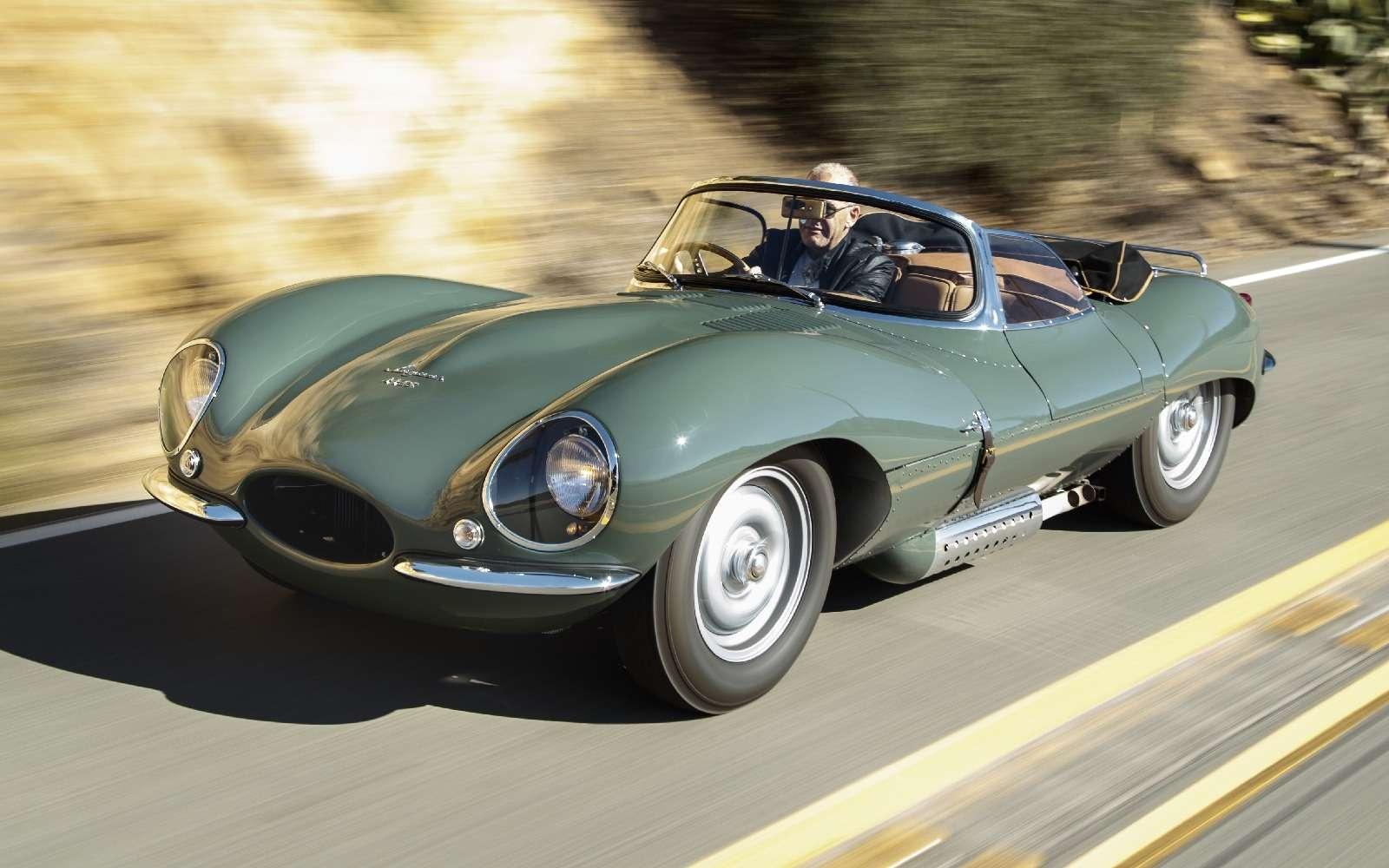 Jaguar вернулся квыпуску карбюраторных автомобилей— фото 665294