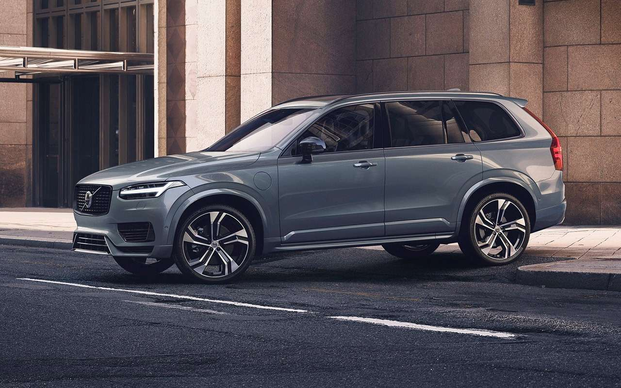 Volvo вывела нароссийский рынок бренд Recharge— фото 1126407