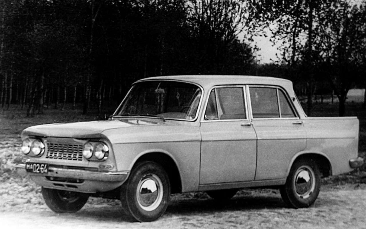 Этот Москвич пережил страну! Тест любимой машины— фото 1202624