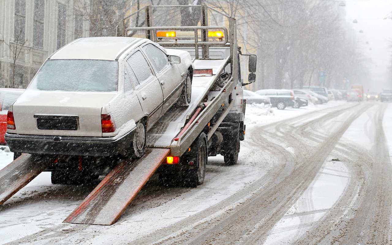 Машина незаводится нахолоде? 10возможных причин— фото 927688