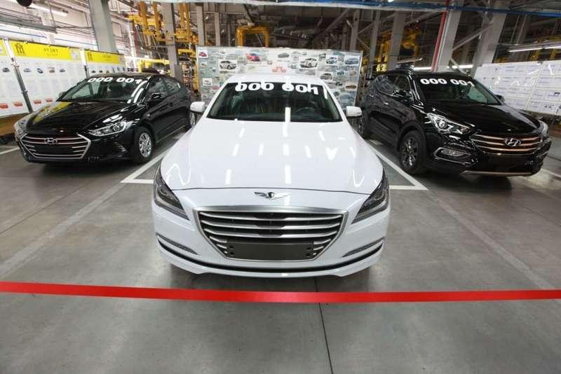 «Автотор» приступил к выпуску трех новых моделей Hyundai