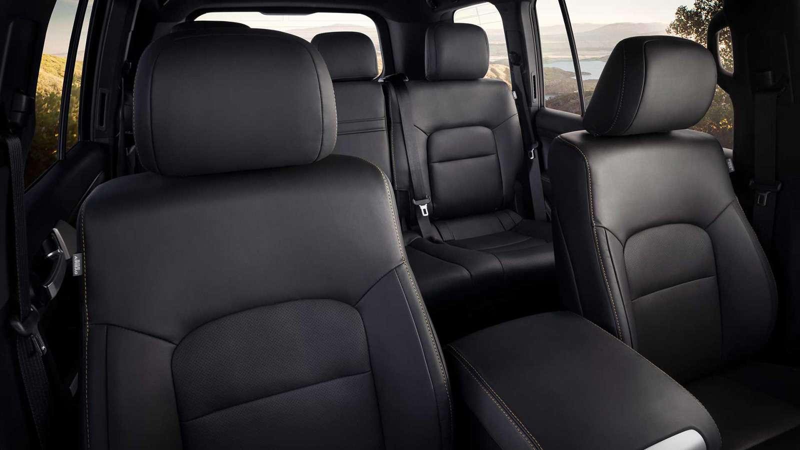Toyota Land Cruiser получит новую эксклюзивную версию— фото 942918