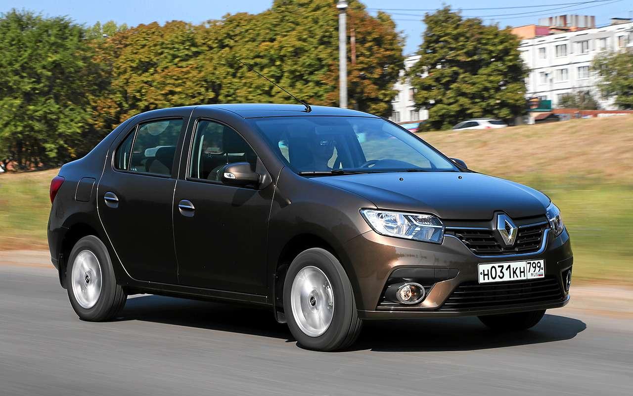 Проблемы Renault Logan, скоторыми сталкиваются все (почти) владельцы— фото 1089306