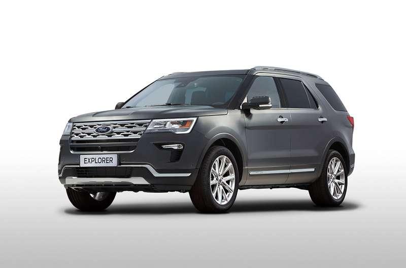 Улучшенный Форд Explorer появится в РФ впервой половине 2018 года