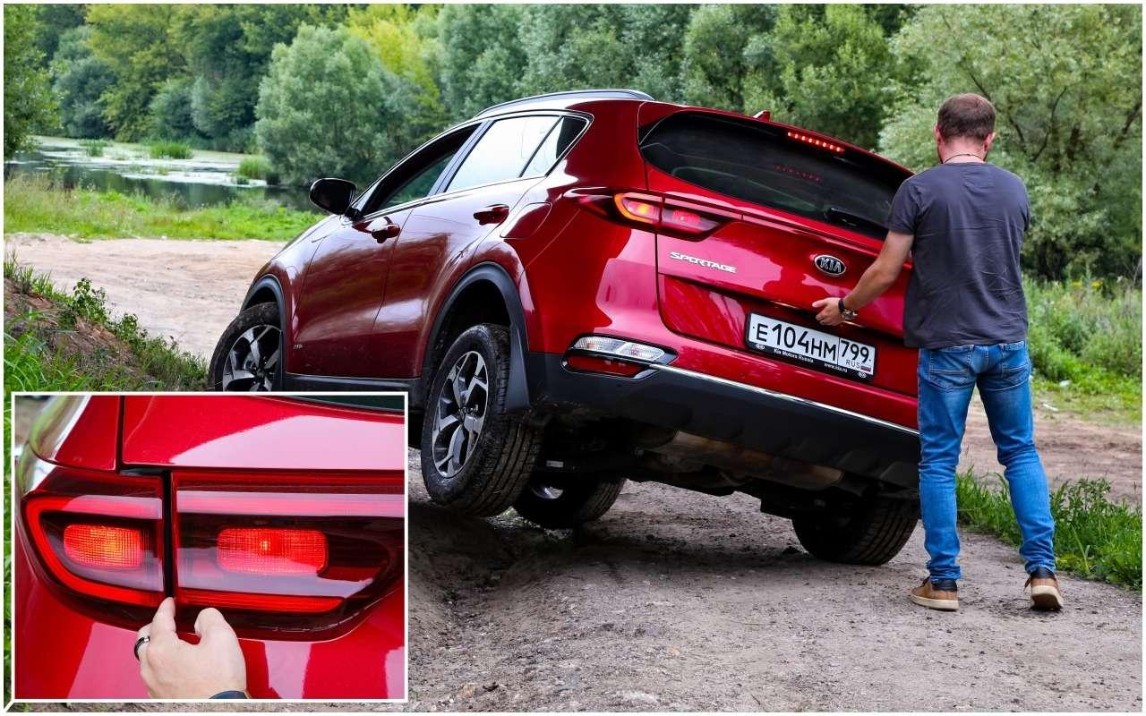 Renault Arkana, Nissan Qashqai, Kia Sportage: проверка бездорожьем иасфальтом— фото 1009955