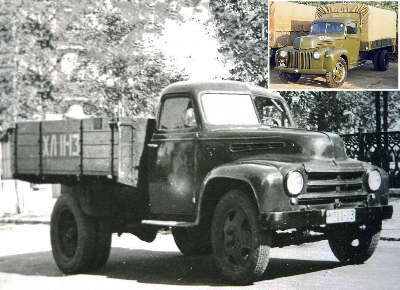 Удачно срисовали: что конструкторы СССР взяли изтрофейных машин— фото 900642