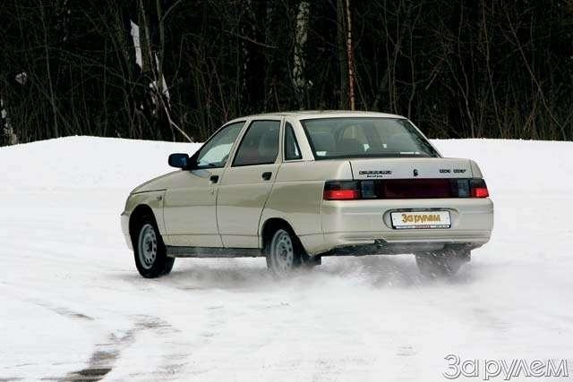 Тест Renault Logan, Lada Kalina, Lada 110, Daewoo Nexia, Chevrolet Lanos. Сделано вСССР— фото 64282