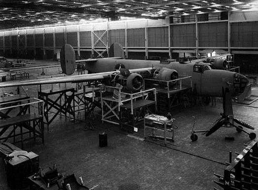 Ford bomber