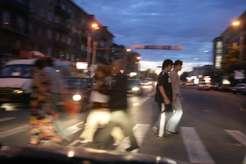 Опрос: Причиной ДТП напешеходных переходах является низкая культура, как водителей, так ипешеходов