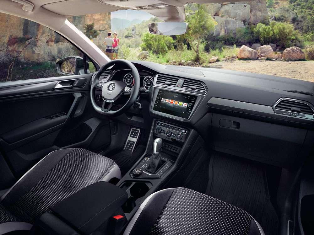 Volkswagen рассказал о«внедорожной» версии кроссовера Tiguan— фото 899859