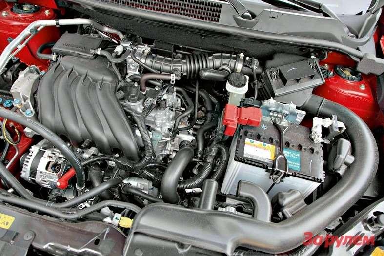 «Ниссан-Кашкай-1,6-2WD-CVT»