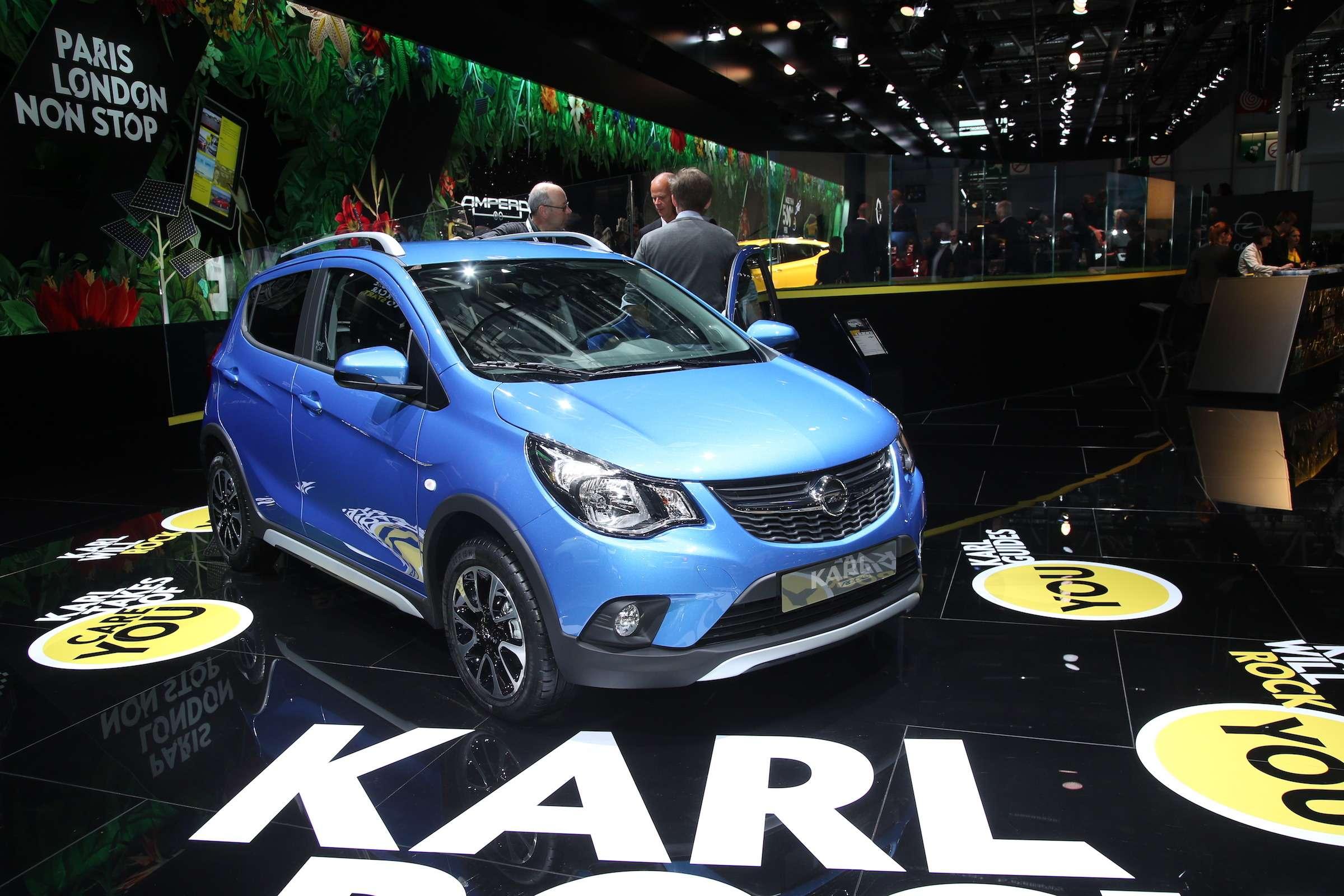 Opel Karl Rocks: забияка издетсада— фото 642371