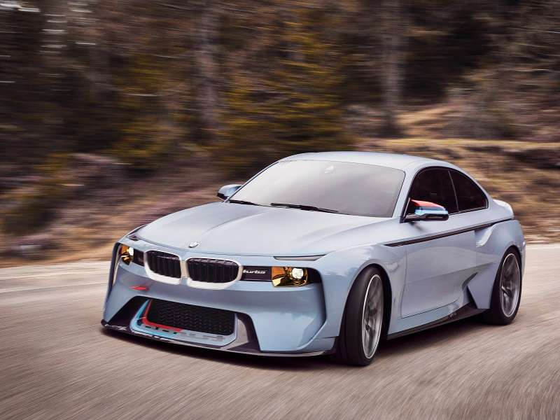 Иллюзия легенды: BMW поупражнялась натему 2002 turbo