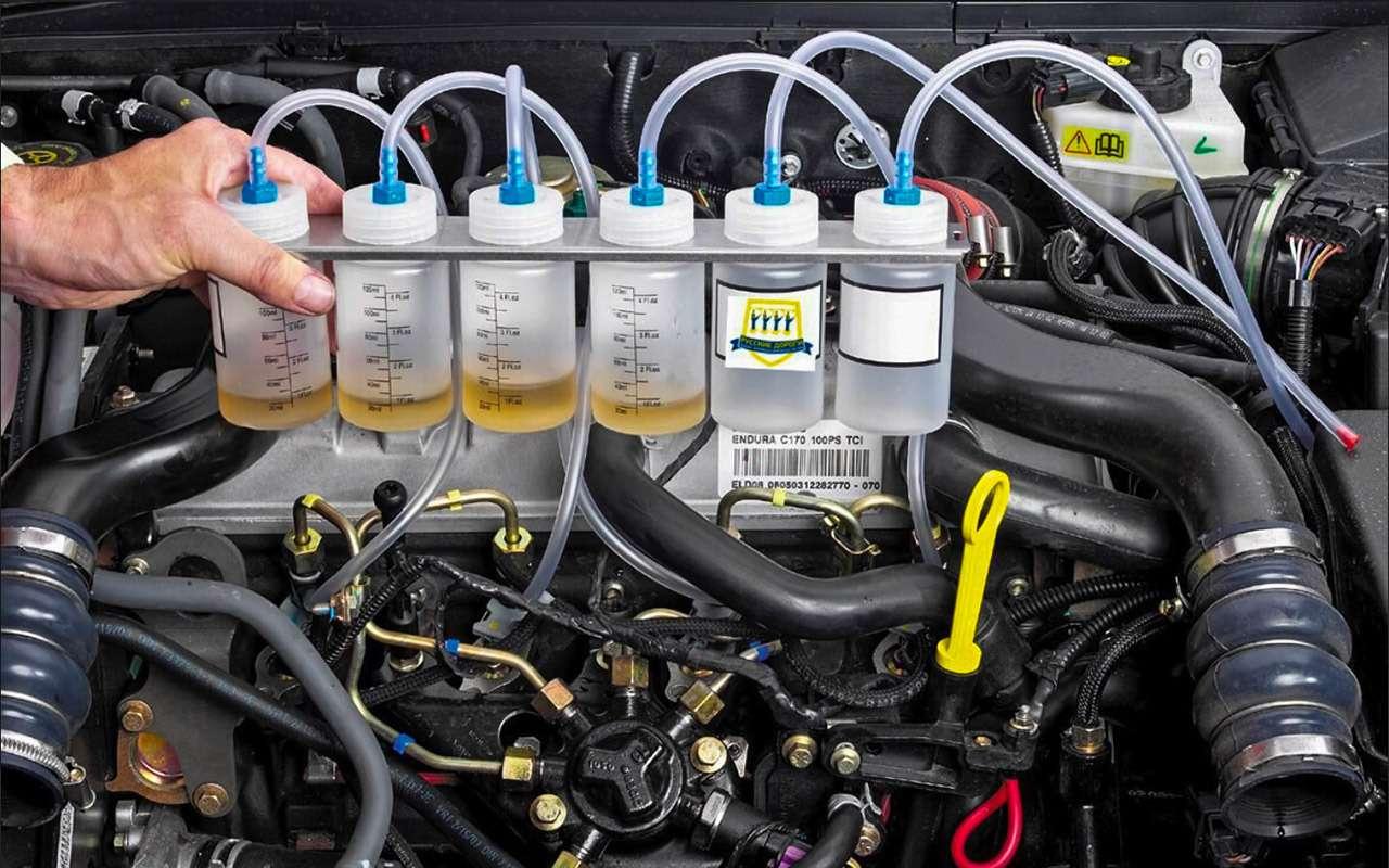 Диагностика дизельных двигателей— исследование ЗР— фото 798470