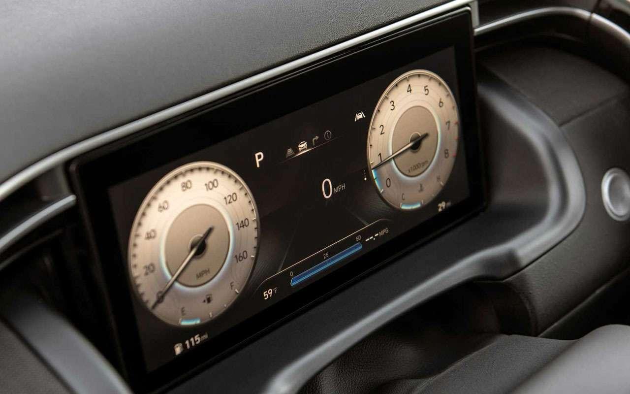 Новый Hyundai дляприключений— Santa Cruz— фото 1240058