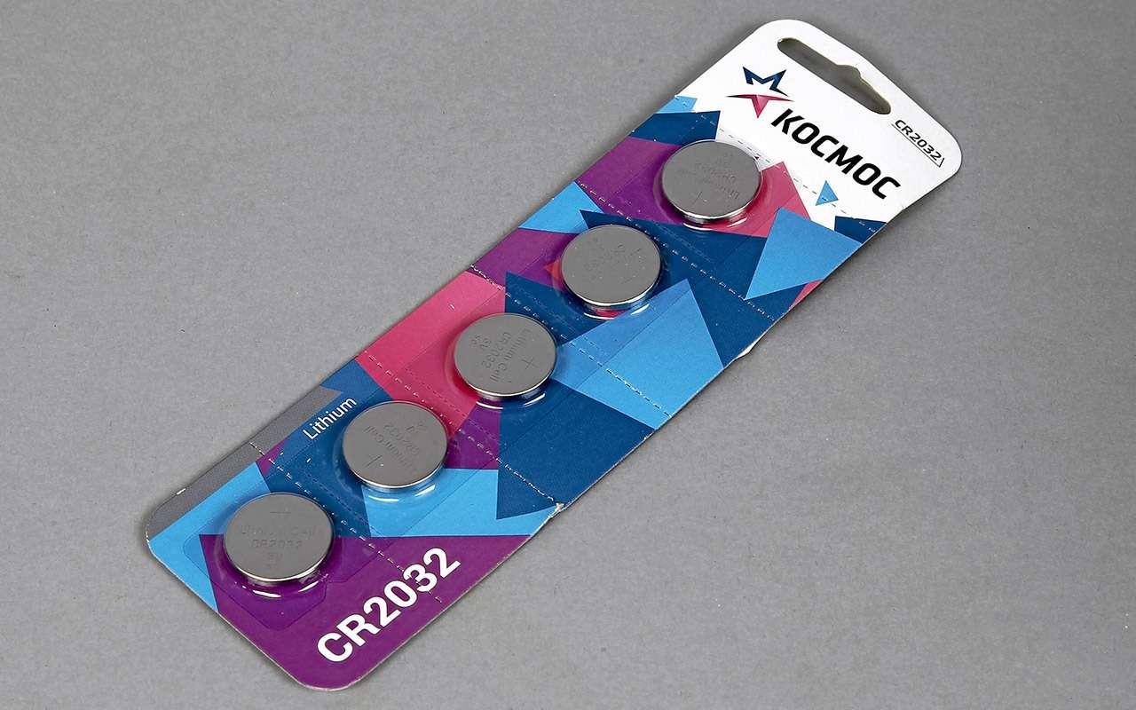 Батарейки-«таблетки»: выбираем лучшую— фото 1260069