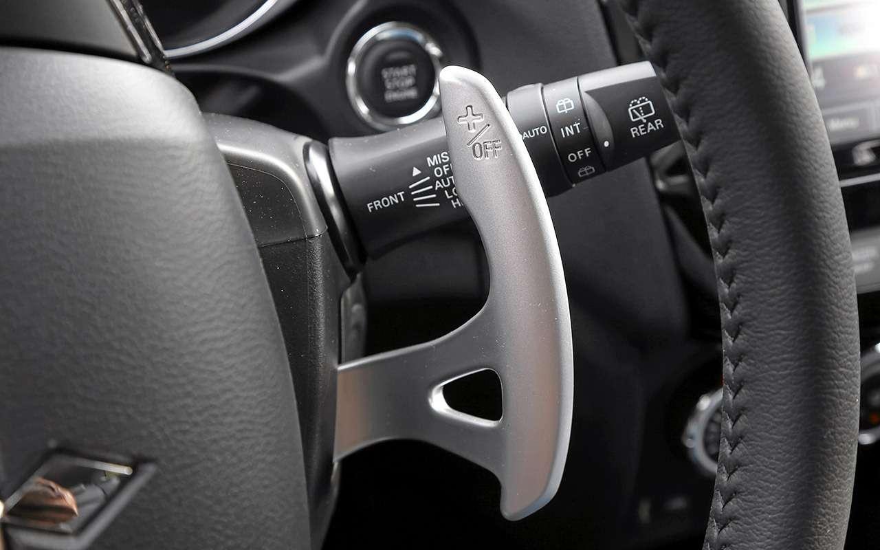 Новый Subaru XVпротив Nissan Qashqai иMitsubishi ASX— большой тест ЗР— фото 825163