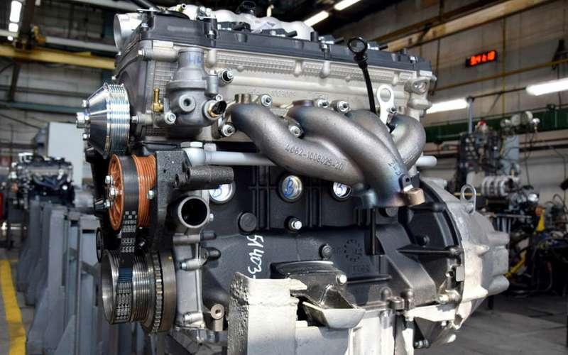 Обновленные двигатели дляУАЗов— уже впроизводстве