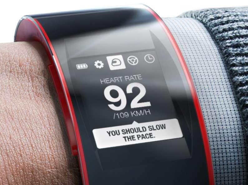 nocopyright Nissan Smartwatch 002