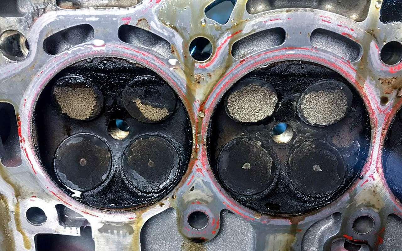 Масложор и раскоксовка: экспертиза «За рулем» - фото 1172474