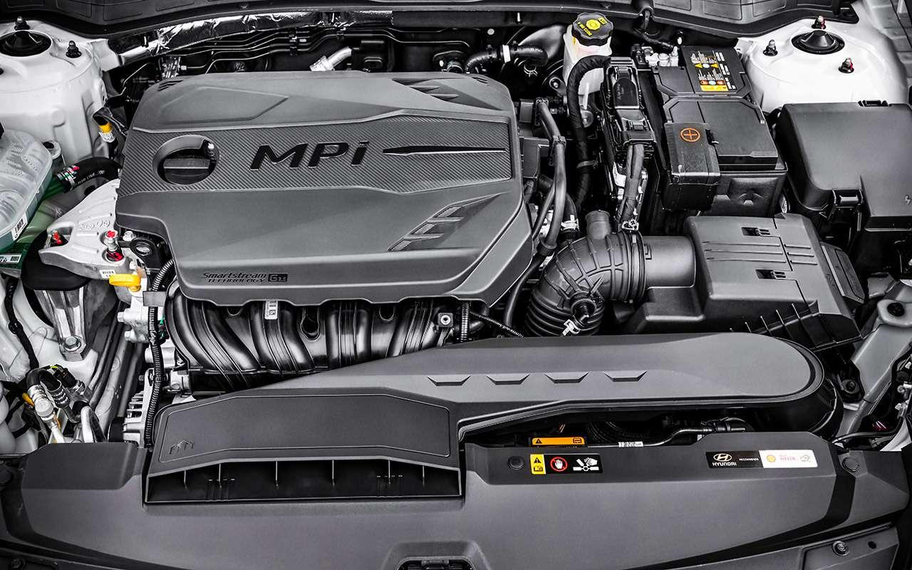 Новая Hyundai Sonata дляРоссии: тест-драйв— фото 1029589