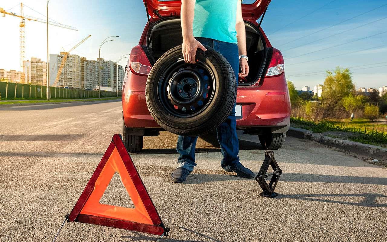 Попал вяму иповредил колесо— как получить компенсацию? Инструкция ЗР— фото 849289
