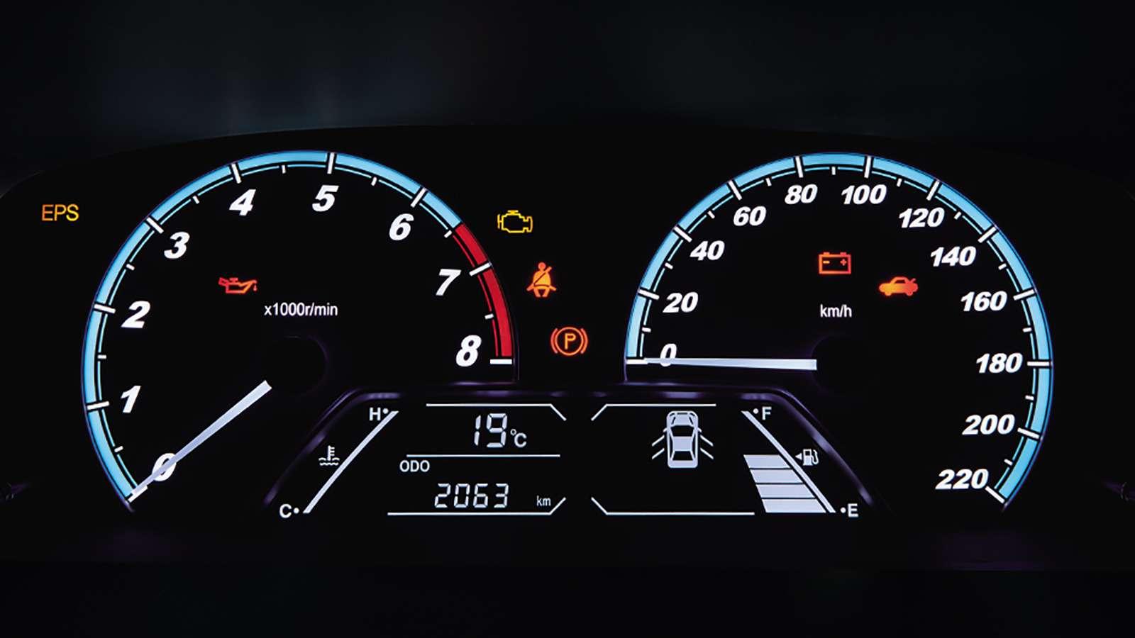 Новая версия седана Lifan Solano: известны цены— фото 834417