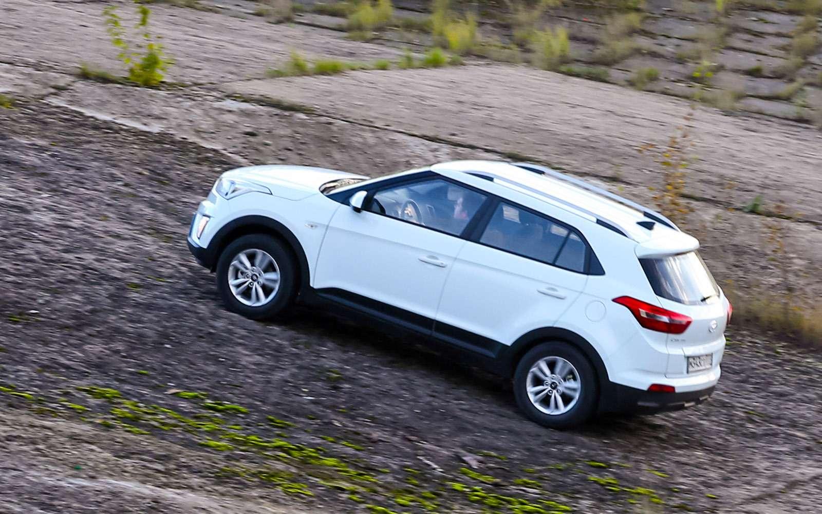 Hyundai Creta, Renault Kaptur, Kia Soul, Lada XRAY: разборка переднеприводных— фото 657339