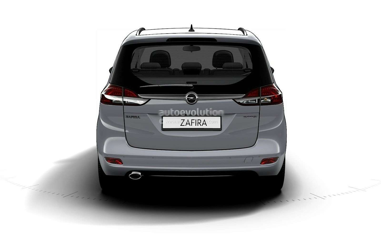 Opel Zafira останется без «бумерангов»— фото 592024