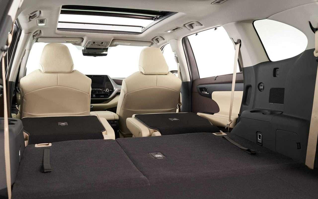 Новый Toyota Highlander: продажи вРоссии будут— фото 1091272