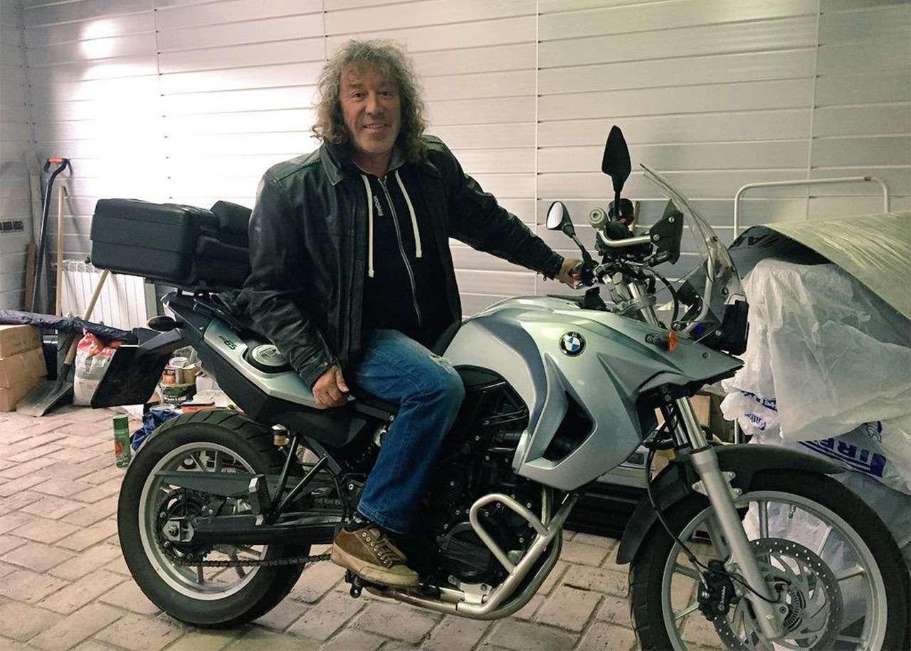 Владимир Кузьмин: «Раньше япризнавал только мотоциклы»— фото 857123