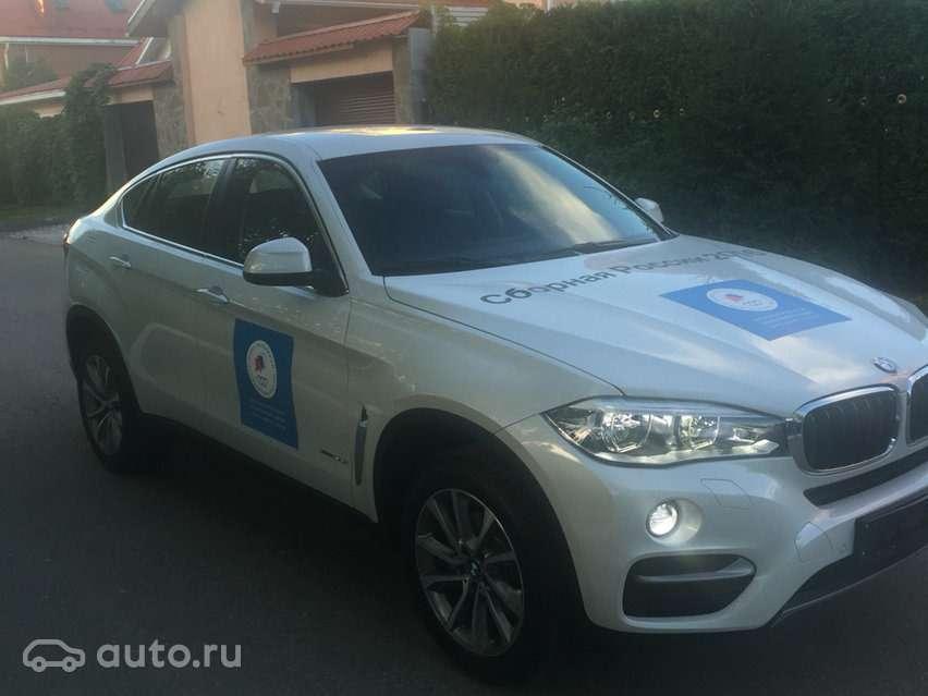 Олимпийский BMW X6выставили напродажу— фото 625254
