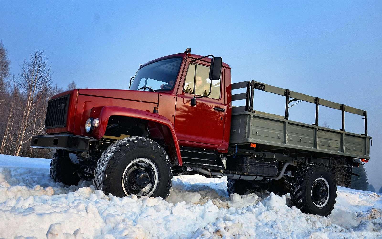 ГАЗ-3308 Садко