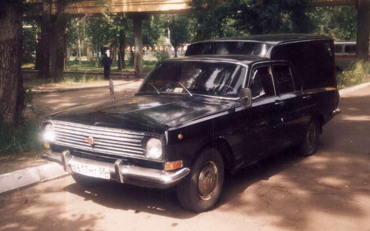Такпеределывали авто только вСССР: 12примеров— фото 1167636