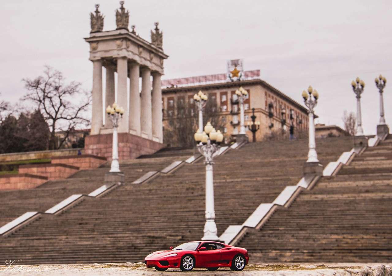 Город наладони: путешествие наминиатюрных автомобилях— фото 830419