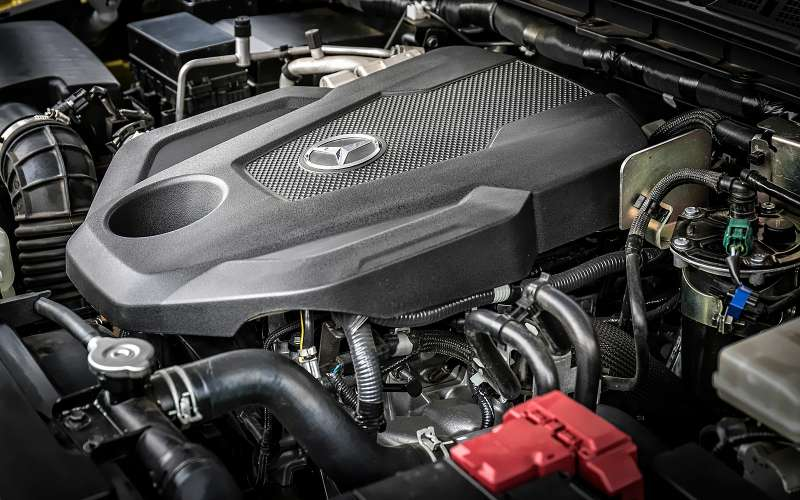 Benz E-Class получил новый мотор