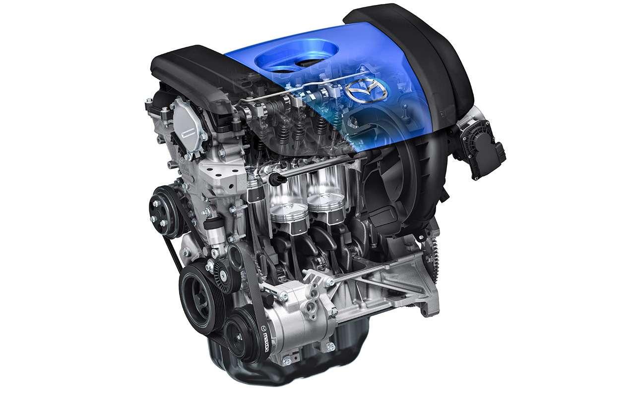Mazda CX-5с пробегом: все проблемы кроссовера— фото 950116