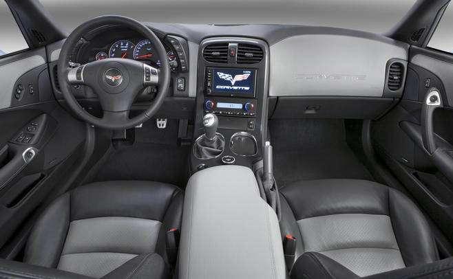Новый Chevrolet Corvette ZR1: официальные цифры— фото 348864