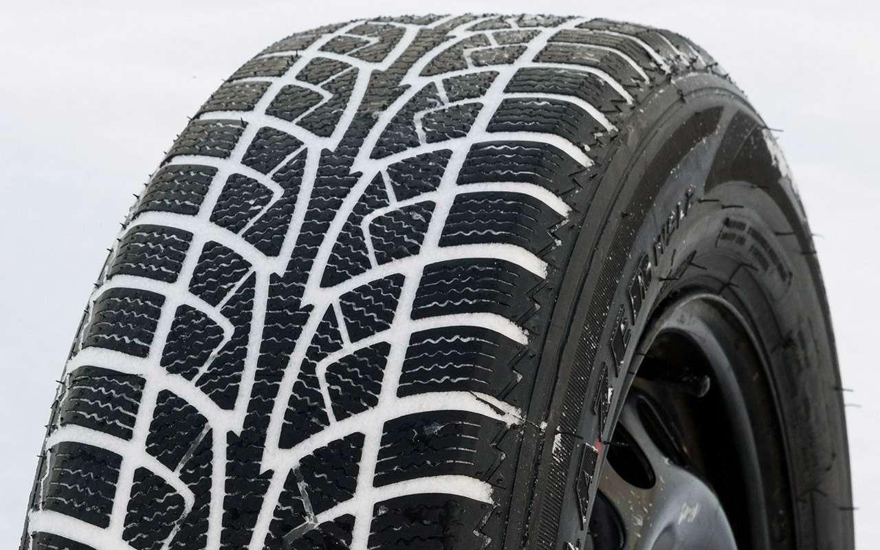 Большой тест зимних шин: выбор «Зарулем»!— фото 995072