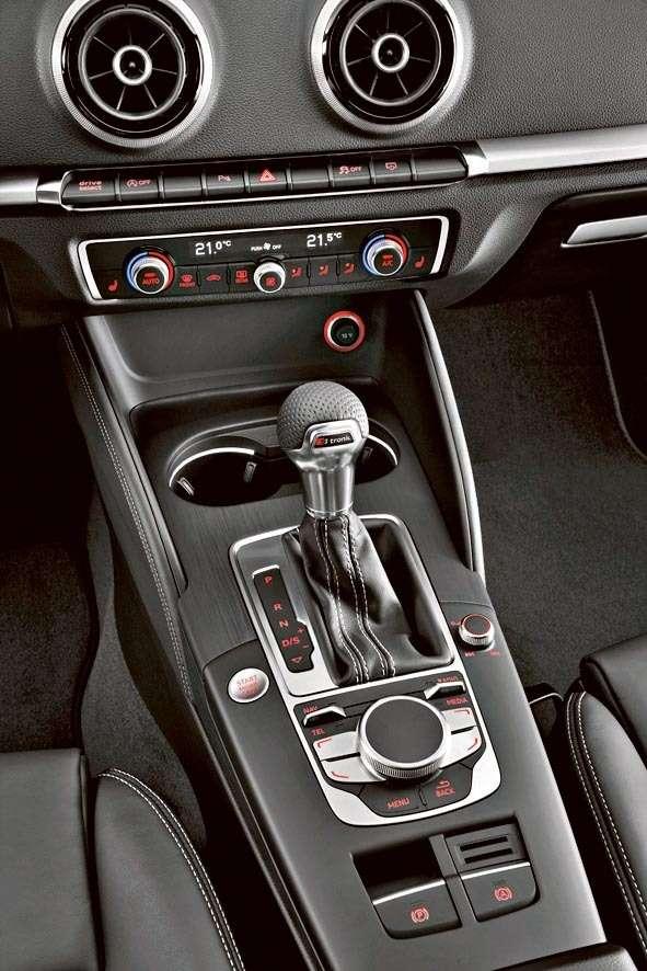Audi A3mit Sline Sportpaket