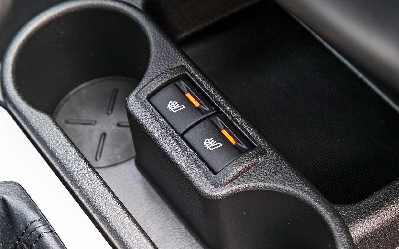Большой тест маленьких хэтчбеков: Kia Picanto, Datsun mi-DO иSmart ForFour— фото 796002