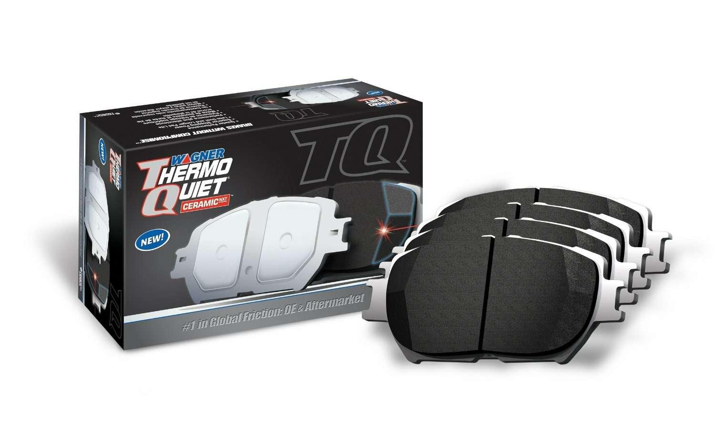 ThermoQuiet Brake Pads