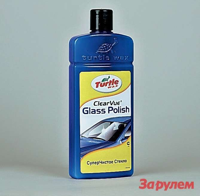 Clear Vue Glass Polish, «СуперЧистое Стекло»