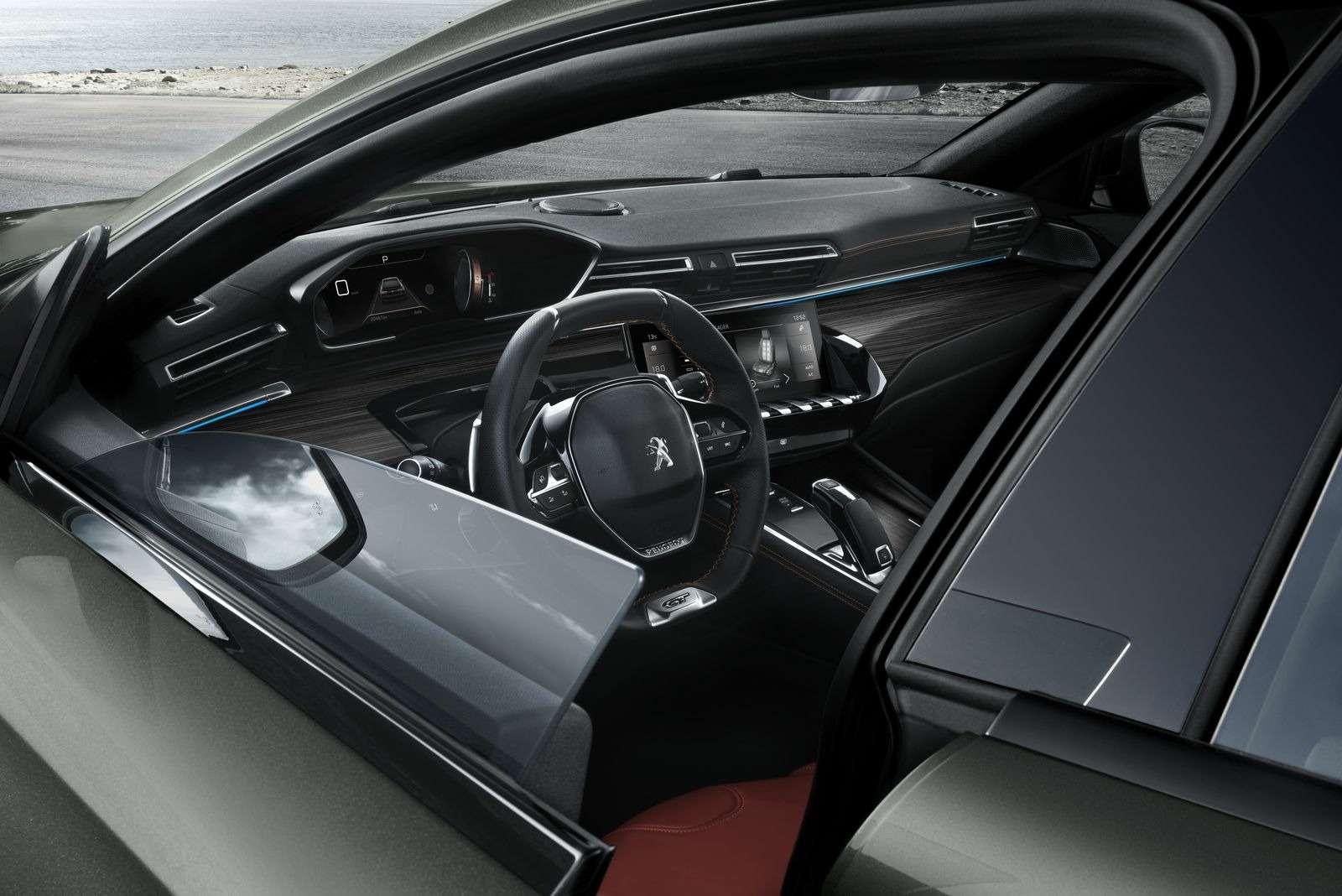 Смотреть изавидовать: представлен красивейший универсал Peugeot 508SW— фото 876706