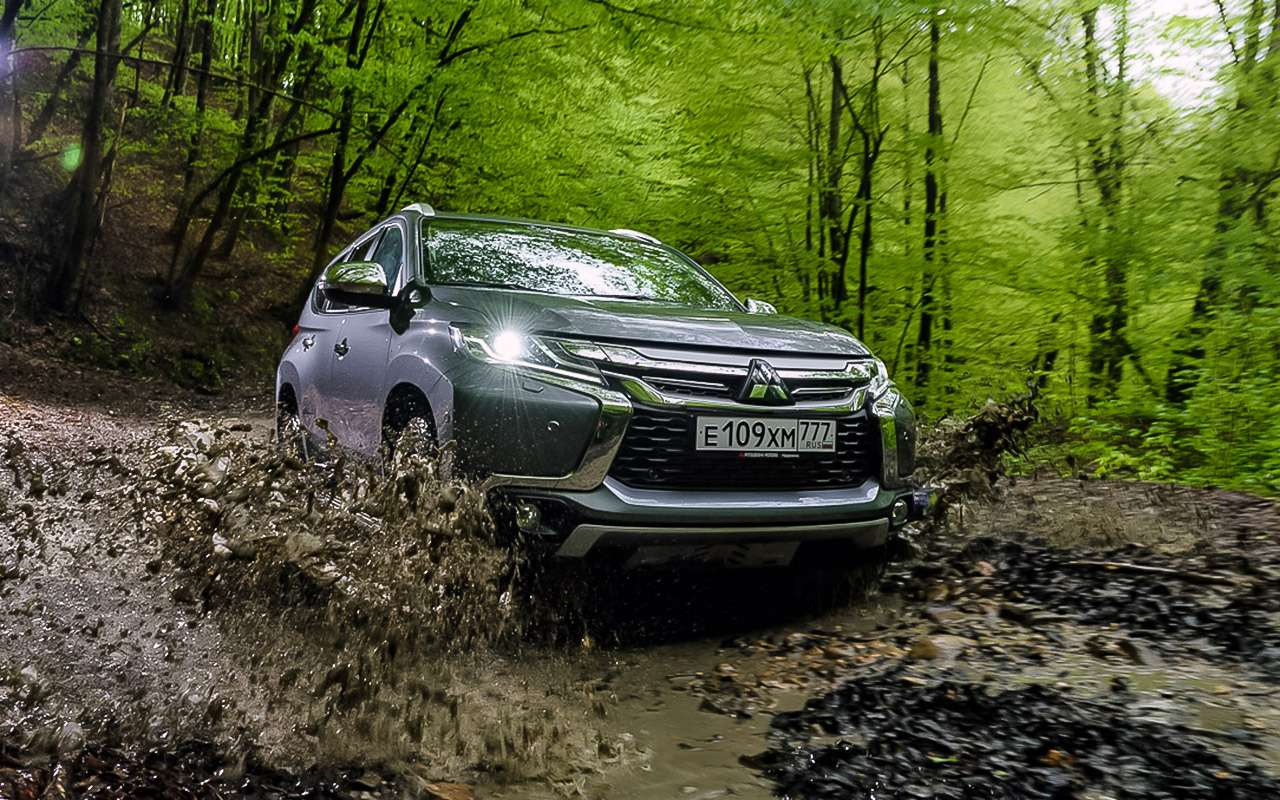 Mitsubishi вноябре начнет собирать новый Pajero Sport вКалуге— фото 795992